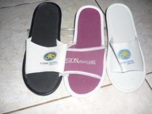 souvenir promosi, souvenir perusahaan, souvenir sandal