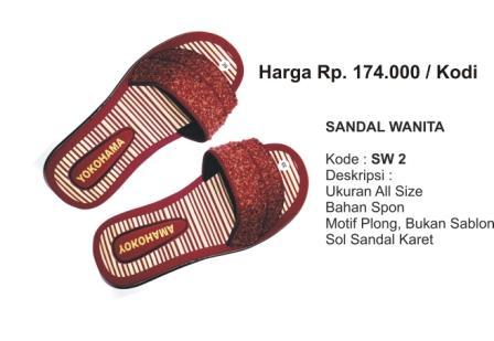 Grosir Sandal Murah, Langsung Pabrik Sandal | Pesan Sandal ...
