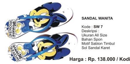 Grosir Sandal Murah, Langsung Pabrik Sandal   Pesan Sandal ...